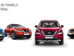 Nissan X-TRAIL coming to Europe (English)