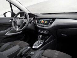 Opel Crossland enterijer