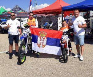 Saša i Vuk Drmanac, Vuk i MIroslav Ćajić Turska jun 2021
