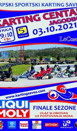 Finale sezone SSKS Jagodina
