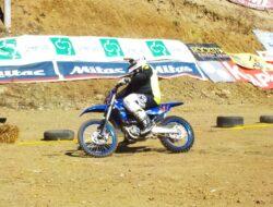 Gabor Sagmajster šampion klase MX S