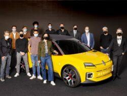 Renault 5 prototype osvojio je nagradu za konceptni automobil godine